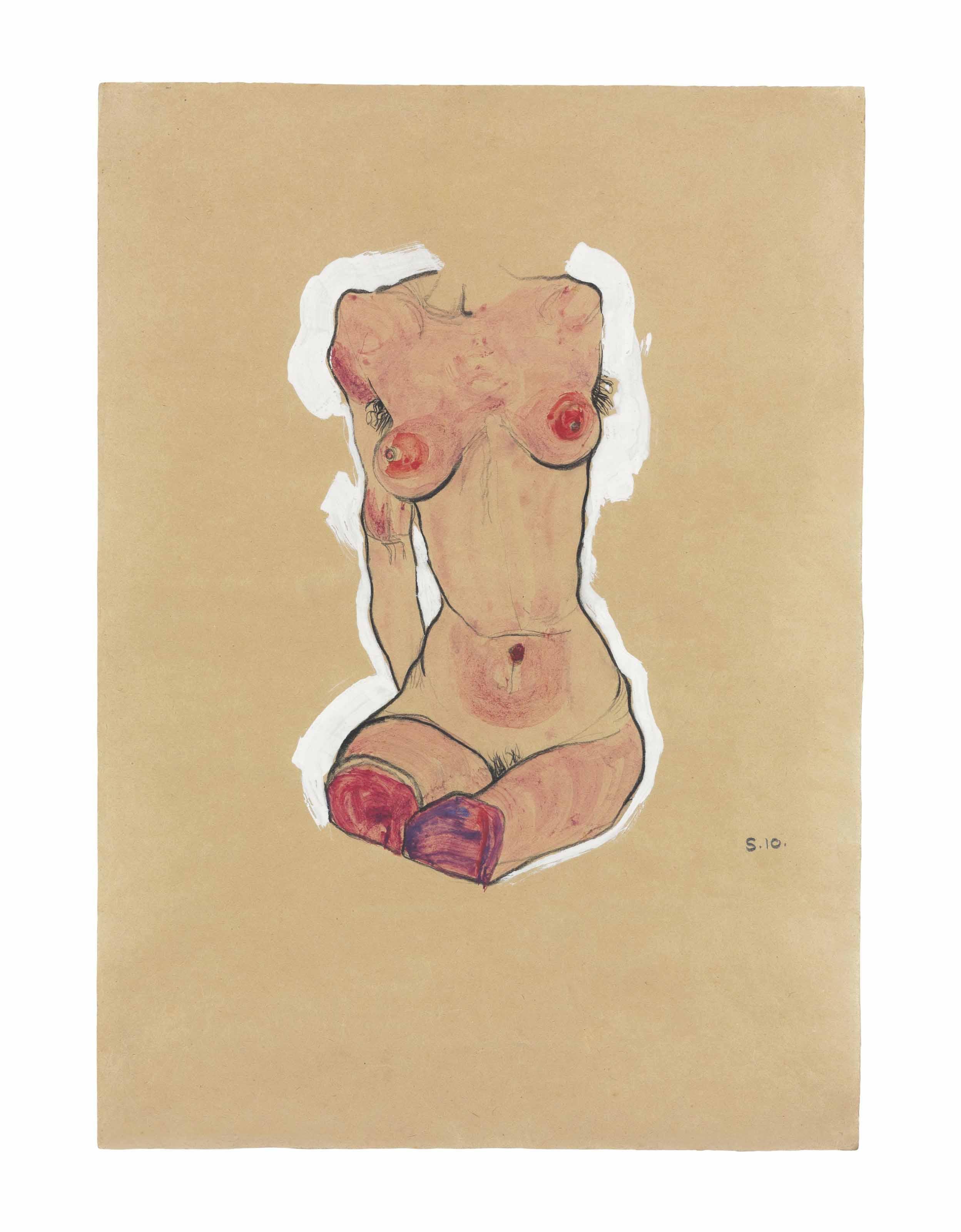 Egon Schiele (1890-1918)