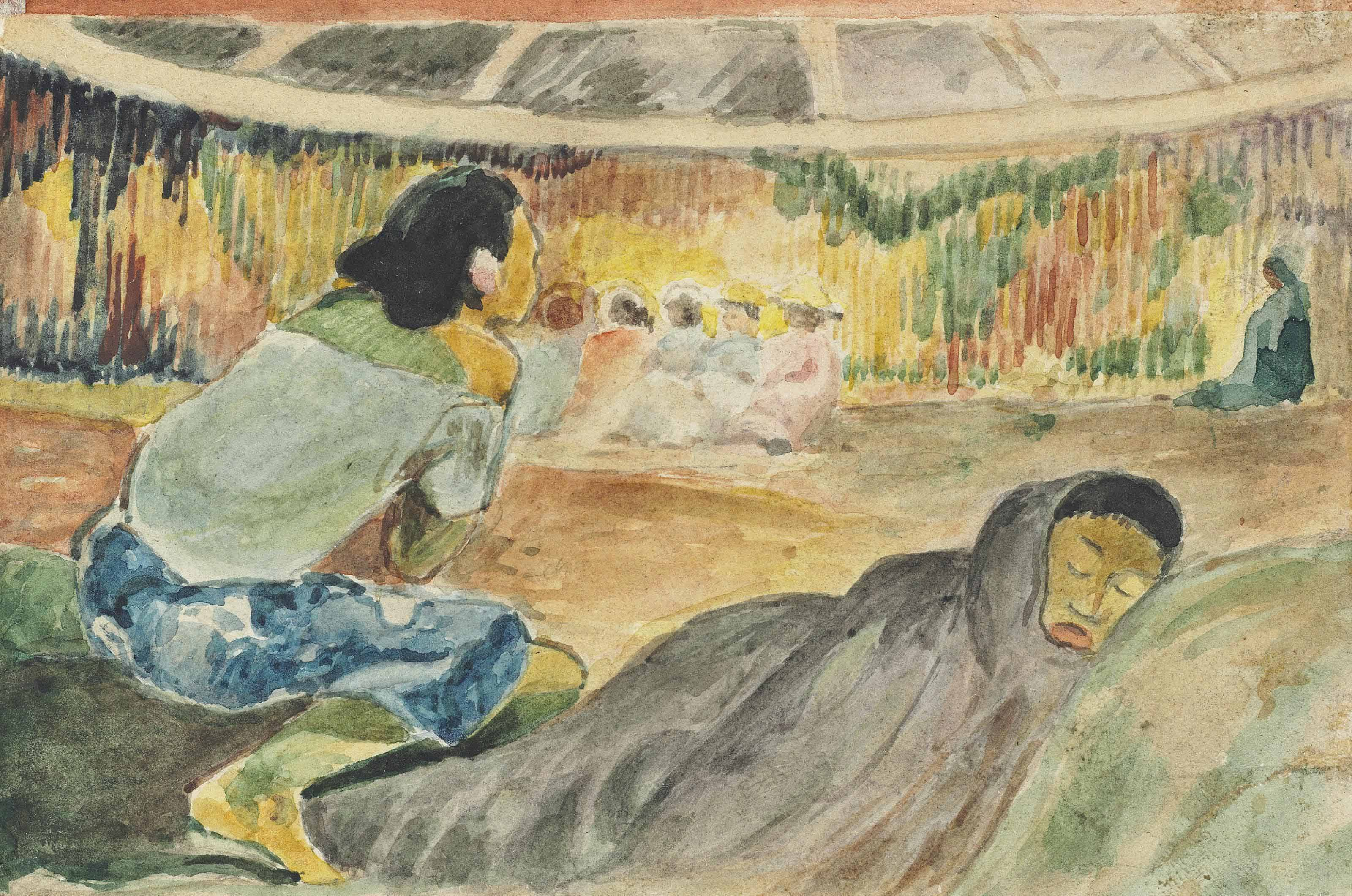 gauguin essay 09082018  the letters of vincent van gogh reveal the painter to be quite a sensitive, tortured, but loving individual the artist's simple directness in these.