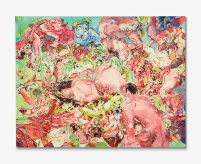 CECILY BROWN (B. 1969)