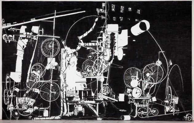 Michael Landy (B. 1953)