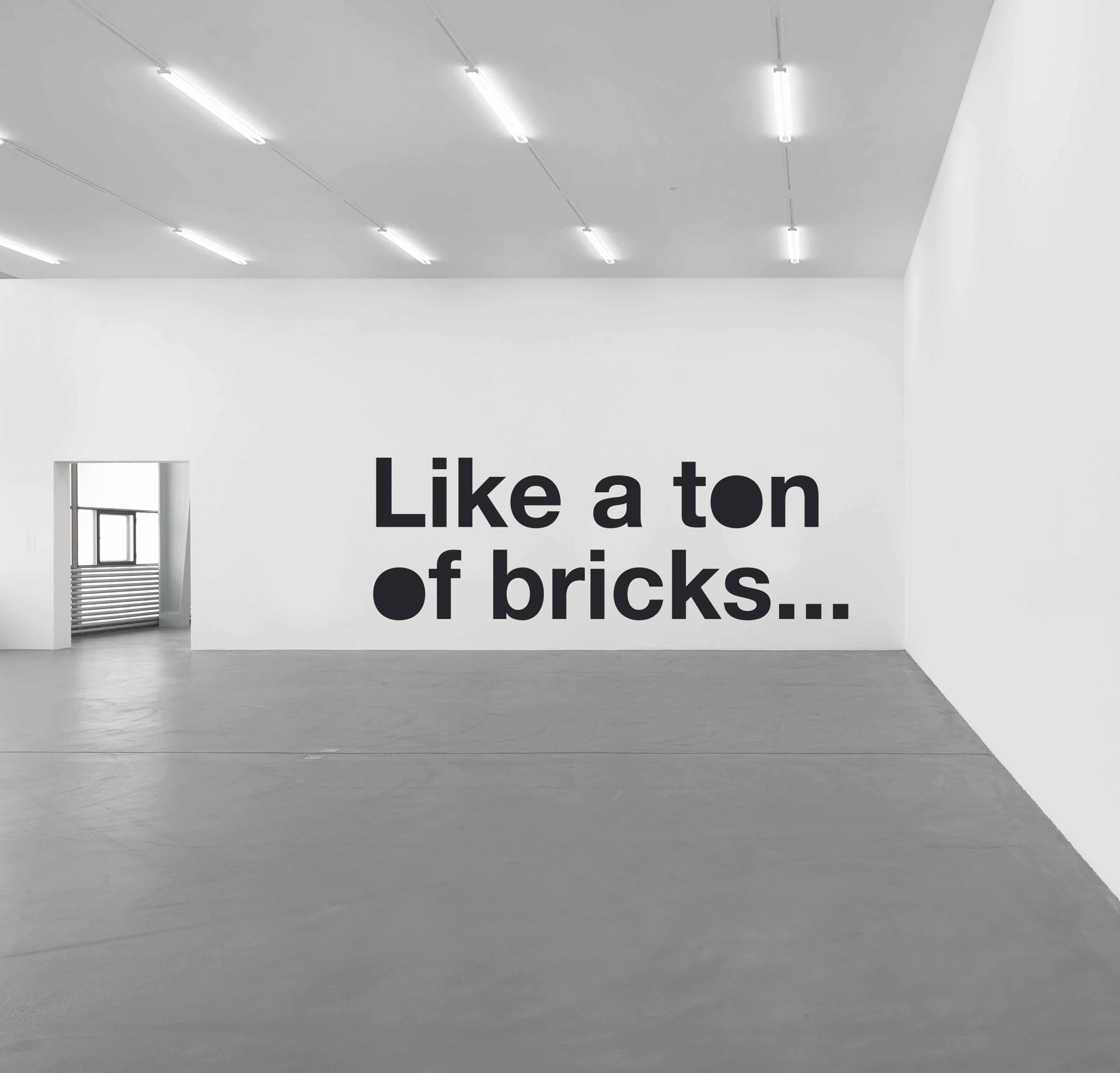 liam gillick b 1964 of bricks christie s