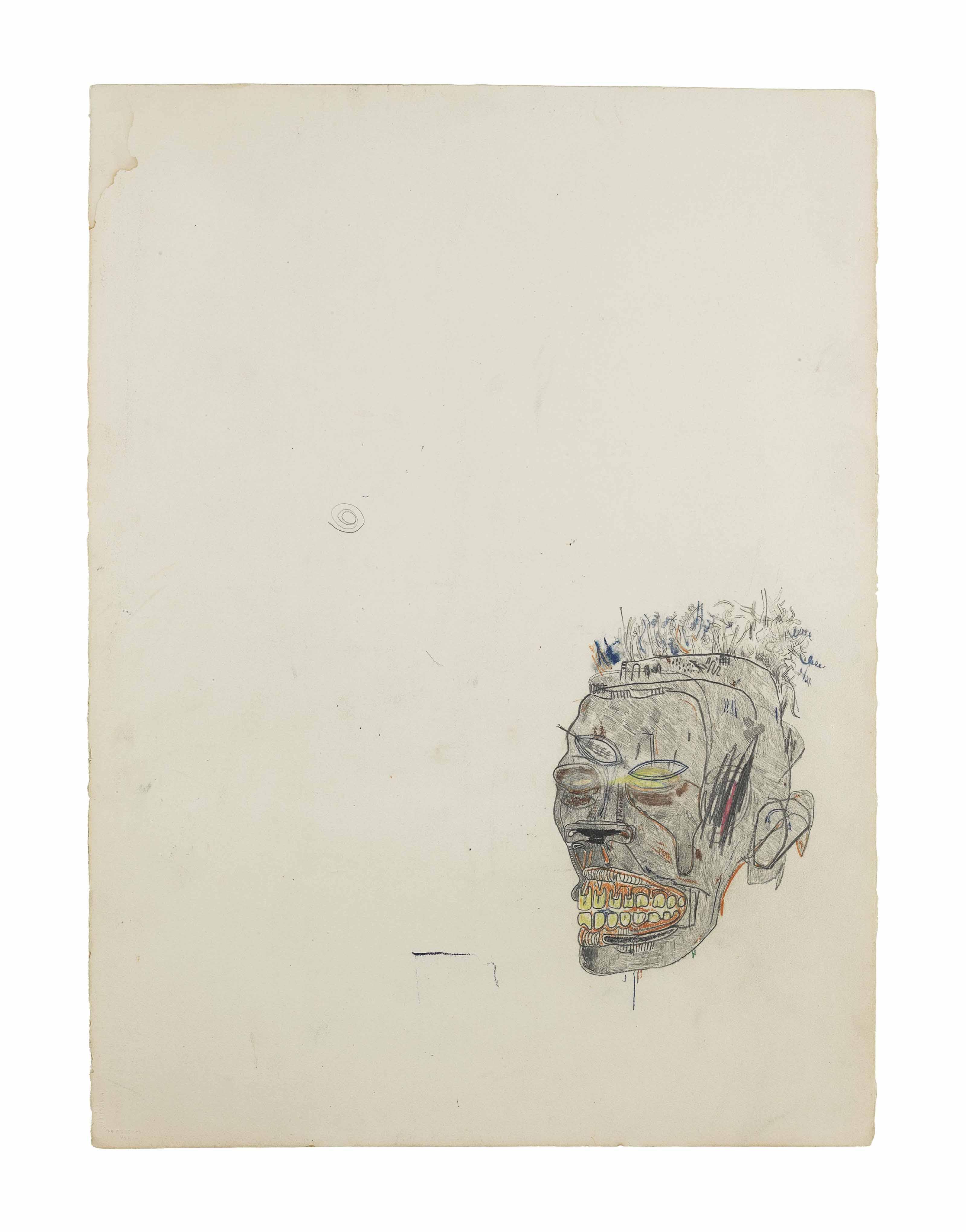 Audio: Basquiat, untitled: head