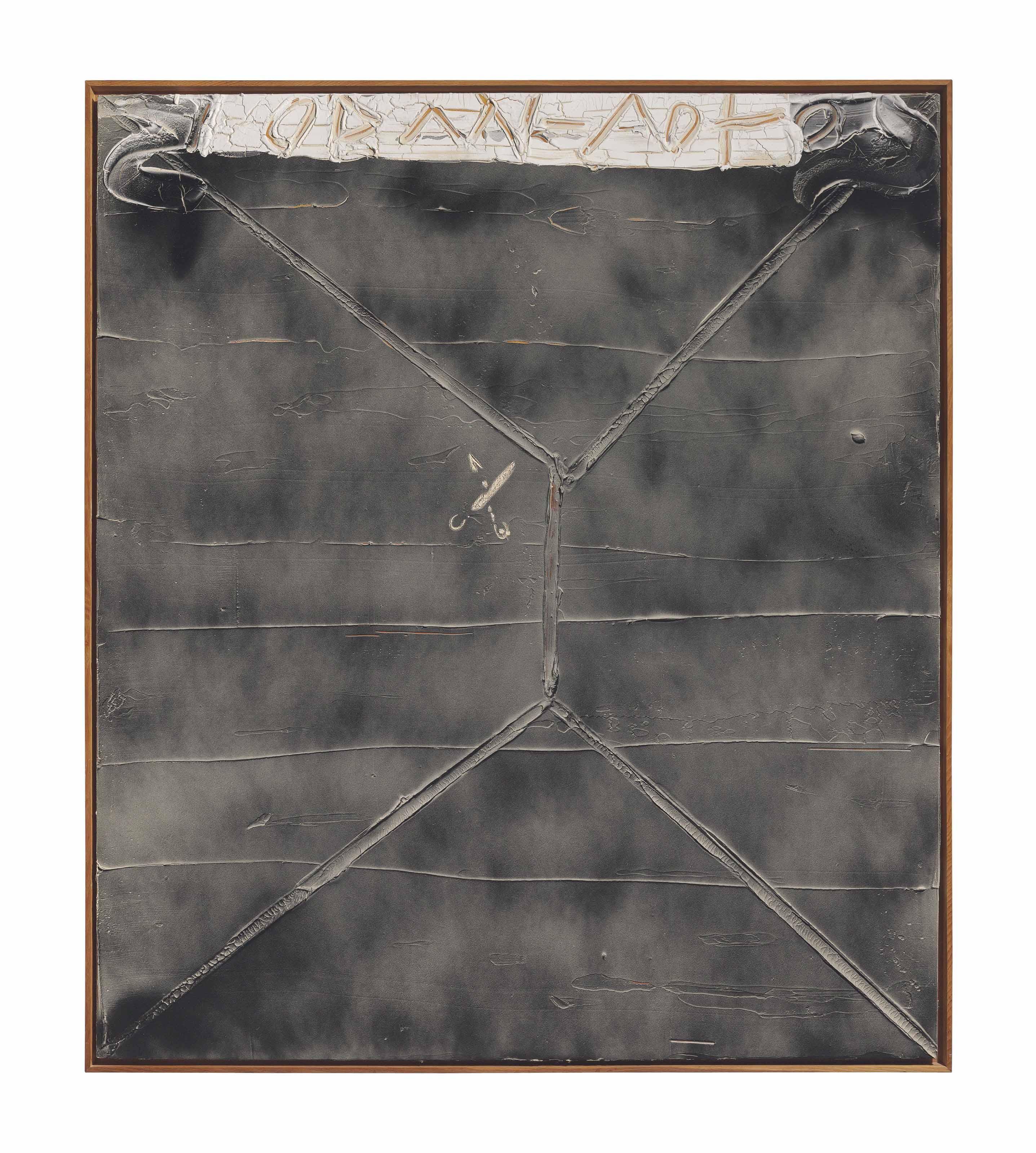 Antoni Tàpies (1923-2012)