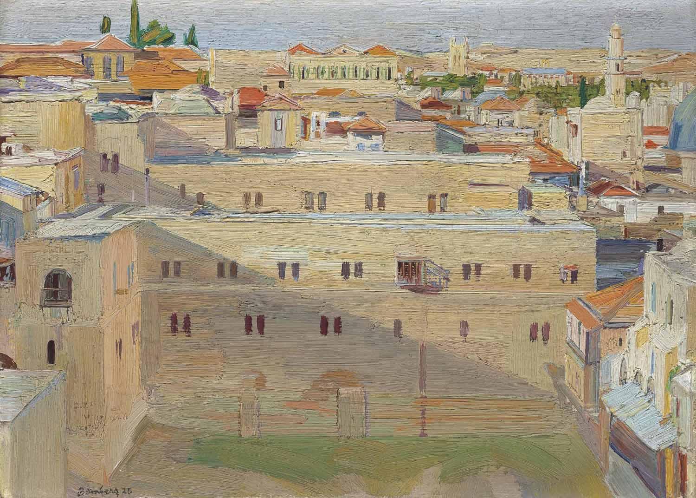 Pool of Hezekiah, Jerusalem