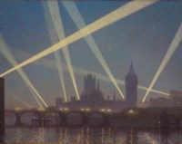 London and Wartime: Nocturne
