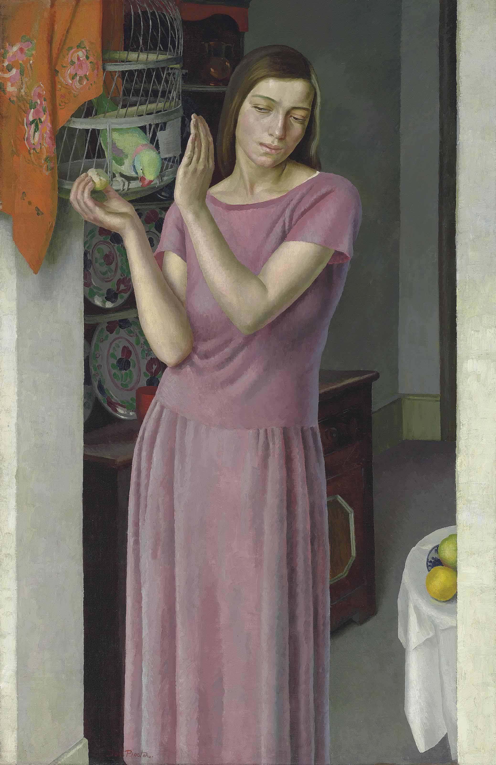 Dod Procter, R.A. (1890-1972)