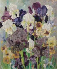 May Flowering Irises No. 2