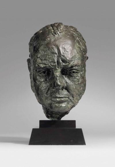 Sir Jacob Epstein (1880-1959)