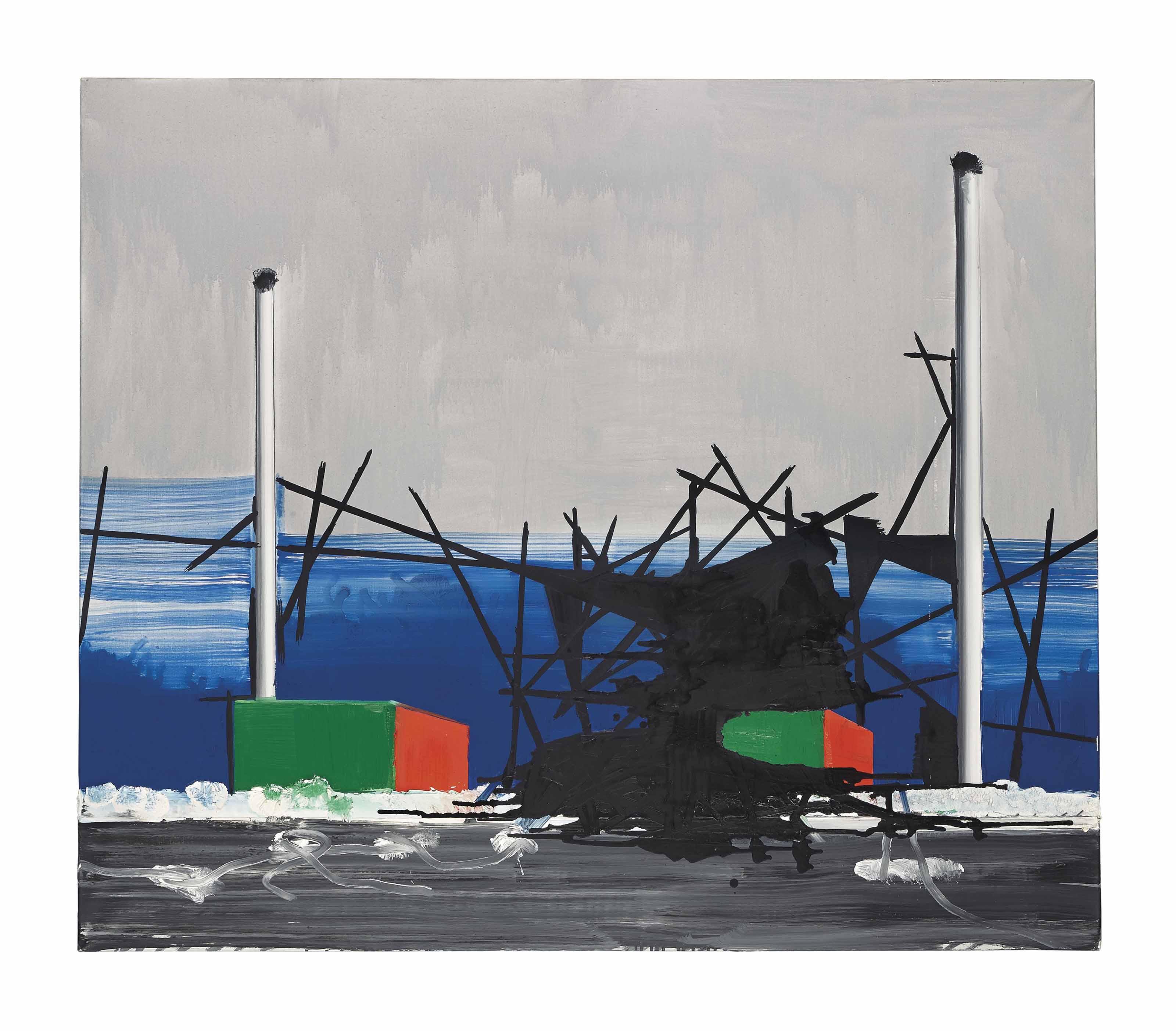 Untitled (Crane)