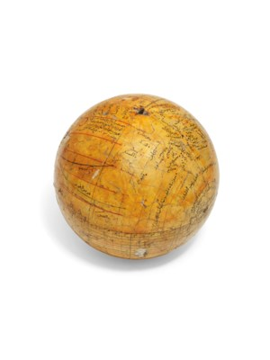 A RARE AND IMPORTANT SPHERICAL
