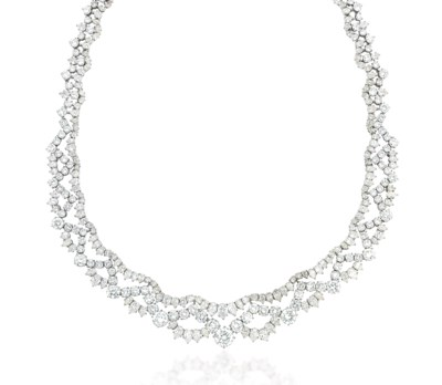 A DIAMOND NECKLACE, BY JACQUES