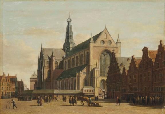 Gerrit Berckheyde (Haarlem 163
