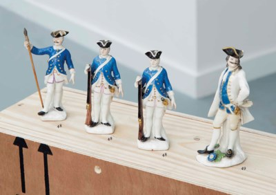 A MEISSEN COMMEDIA DELL'ARTE F