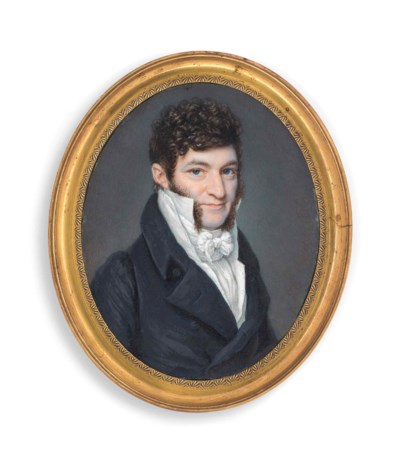 JEAN-BAPTISTE COUVELET (FRENCH