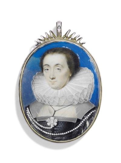 JOHN HOSKINS (BRITISH, C. 1590
