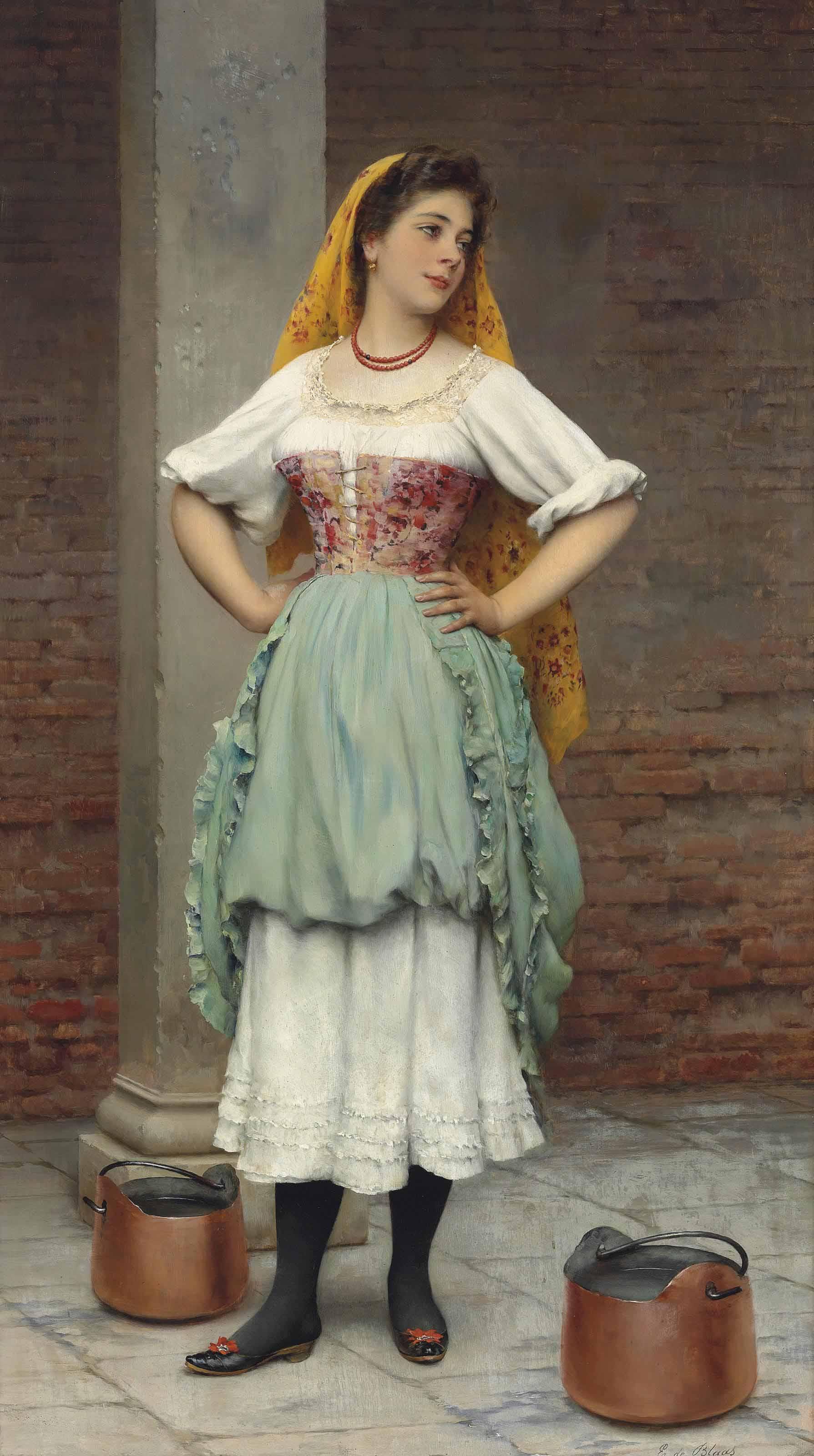 A Venetian beauty
