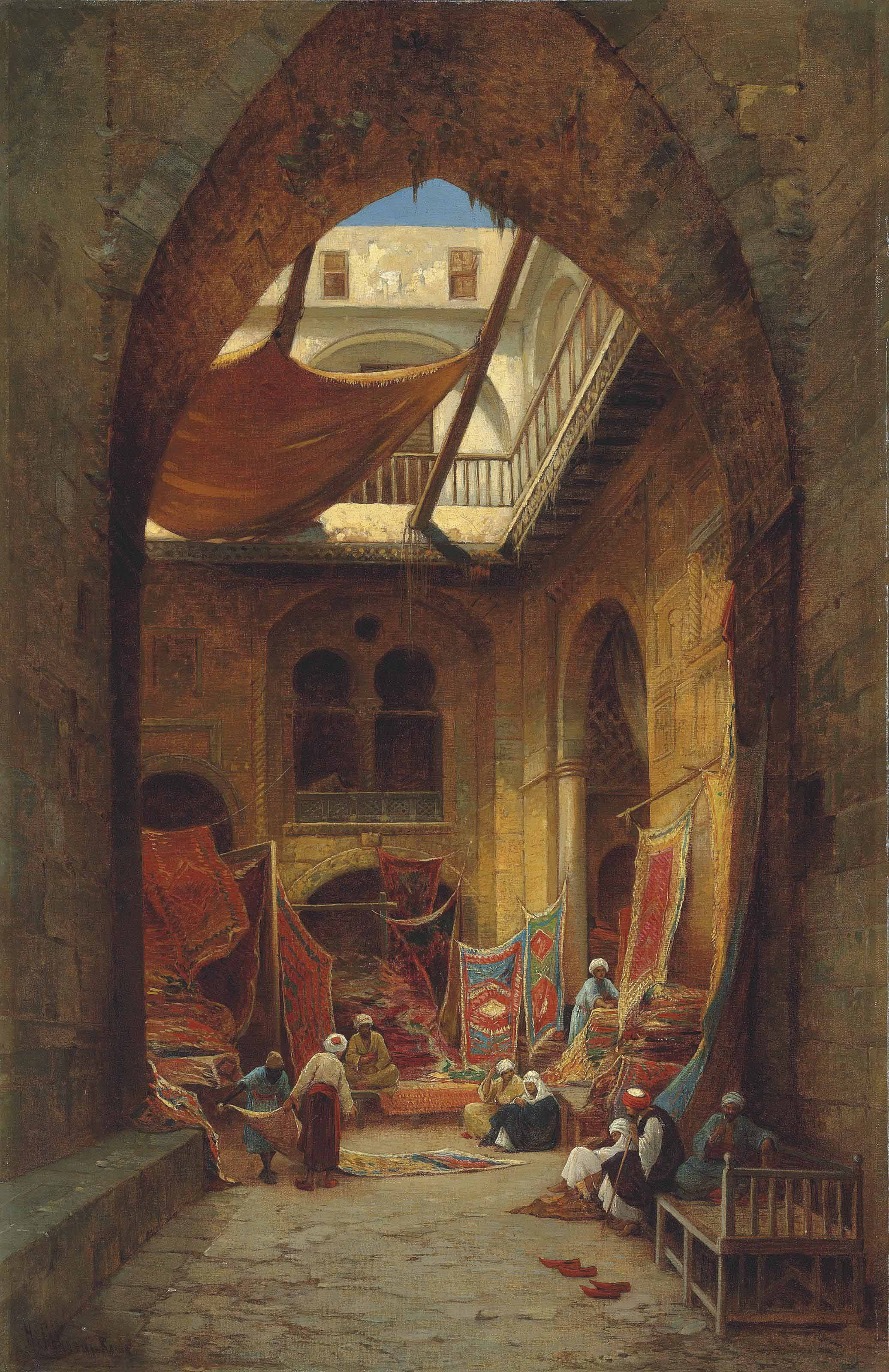The rug merchants