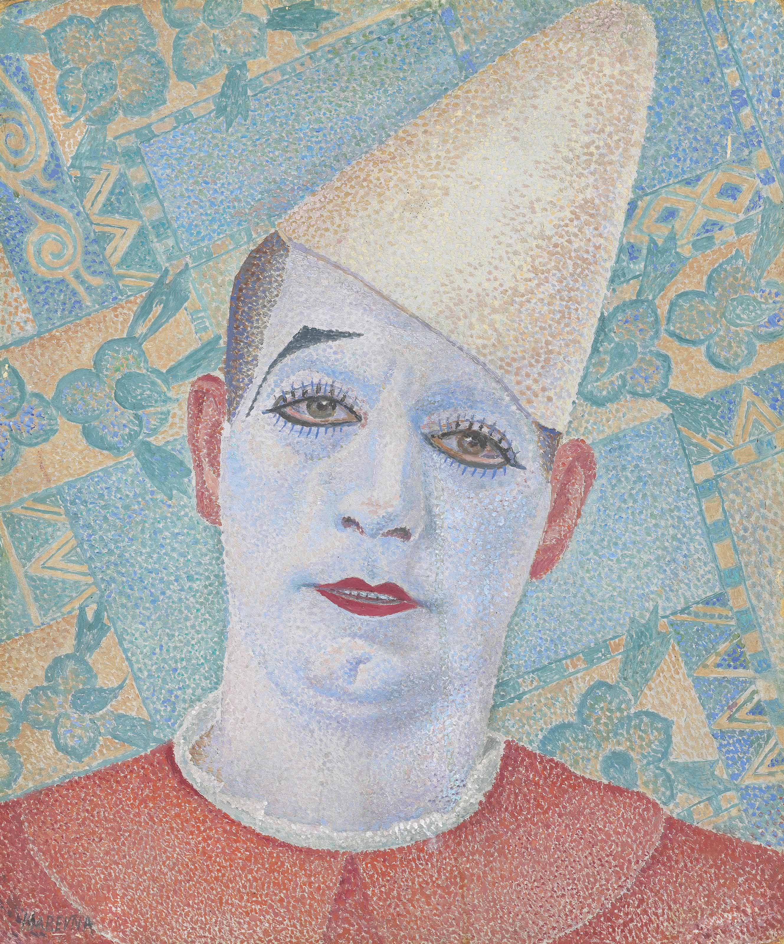Le clown Aleix du Cirque Medrano