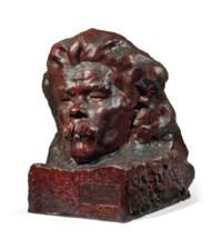 Head of Maxim Gorky (1868-1936)