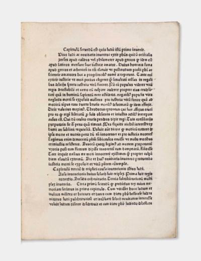 JACOBUS DE CESSOLIS (fl. late