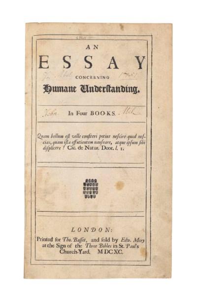 locke essay concerning human understanding pdf