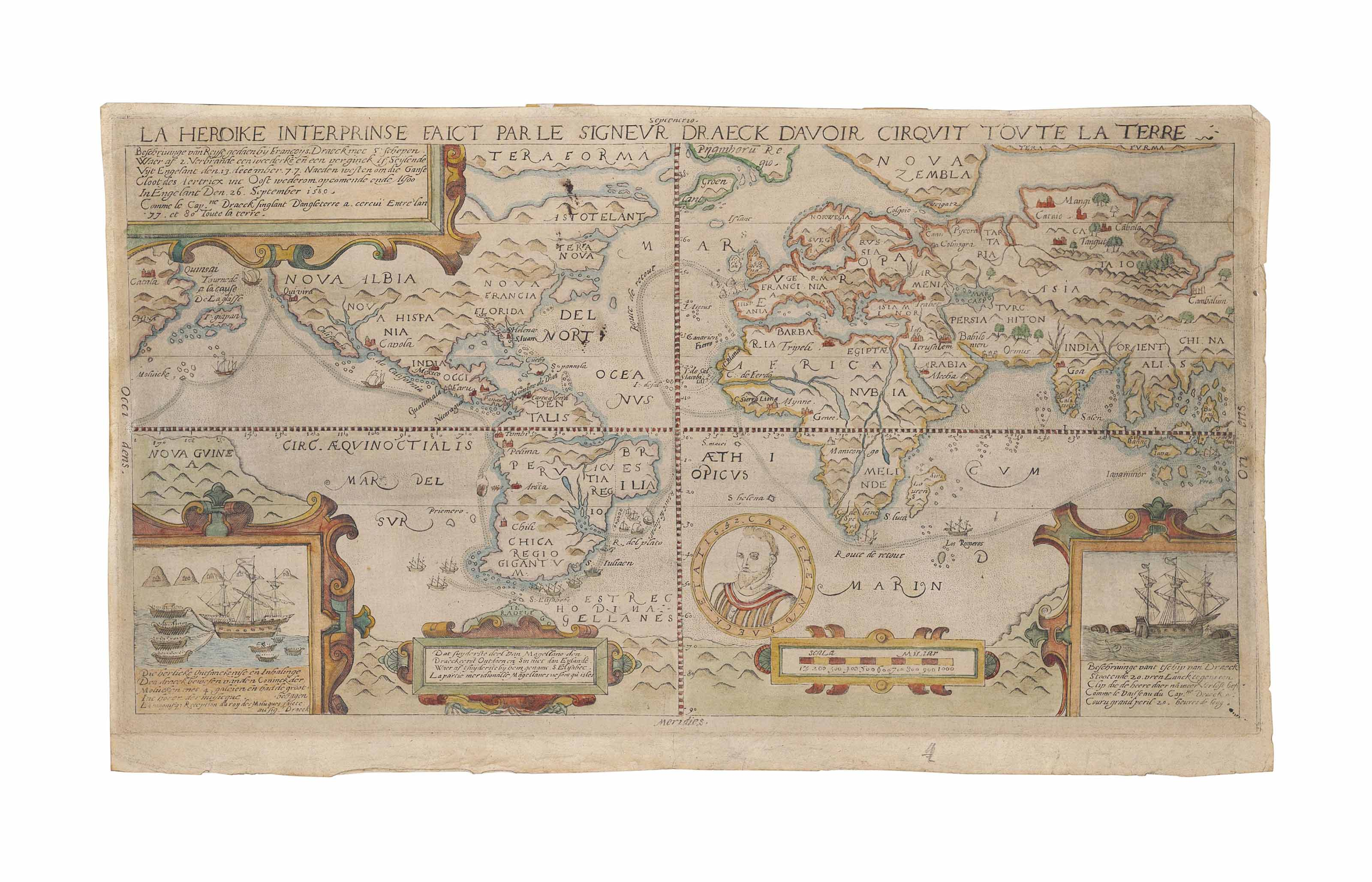 DRAKE, Sir Francis (c.1540-159