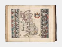 BLAEU, Willem (1571-1638) and Johannes BLAEU (1596-1673). Novus Atlas, Das ist, Welt-beschreibung, Mit schönen newen außführlichen Land-Taffeln in Kupffer gestochen…Vierter Theil. [Volume IV. Britain]. Amsterdam: Johannes Blaeu, 1648.