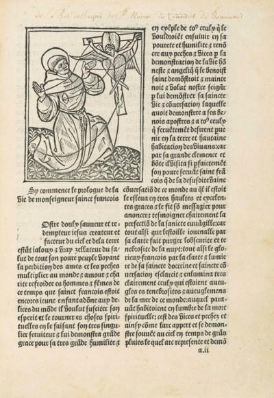 FRANCIS of Assisi, Saint – La