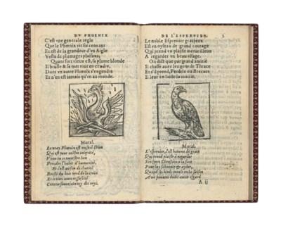 ANEAU, Barthélemy (1505-1561).