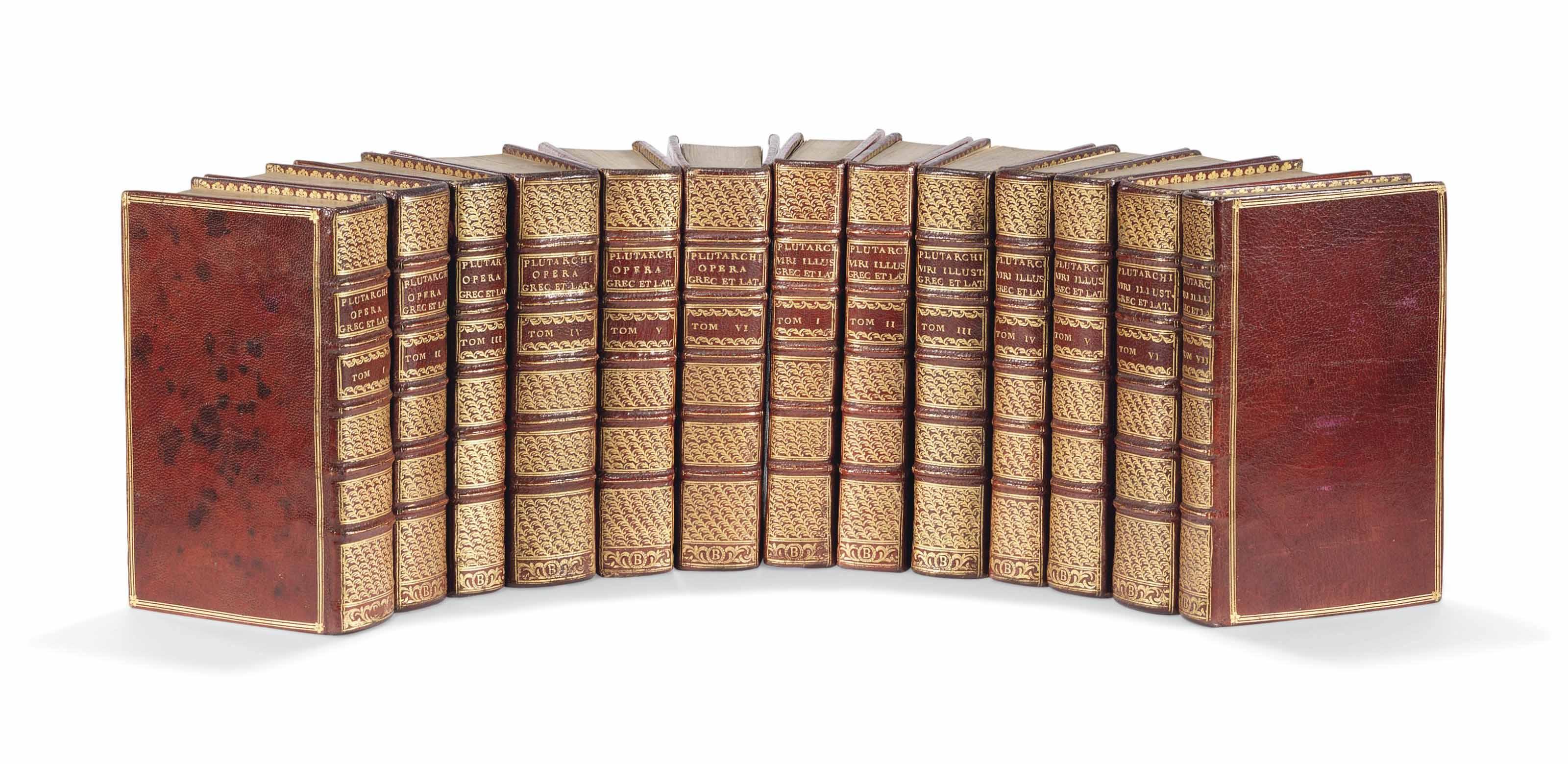 PLUTARCH (c.46-c.120). Opera,