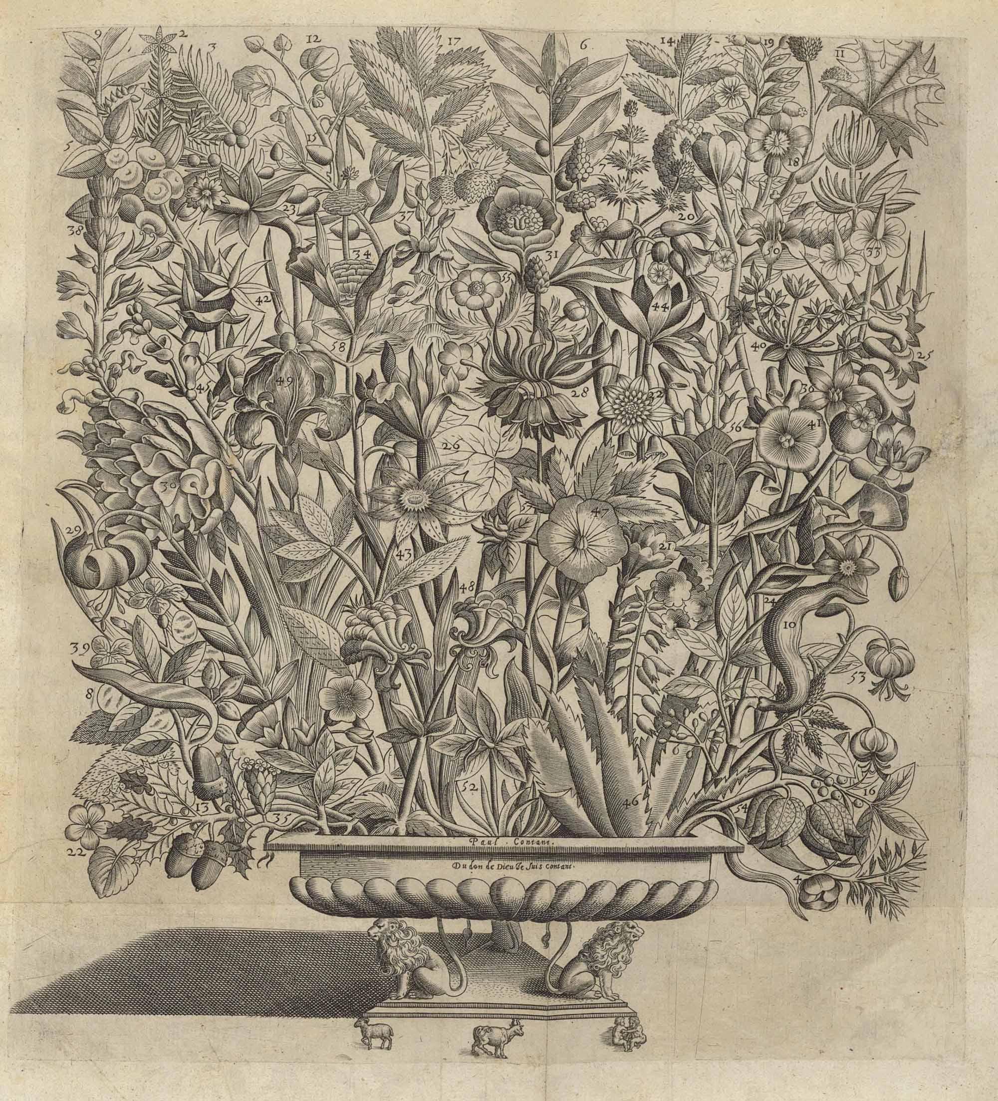 CONTANT, Paul (c.1570-1632). L
