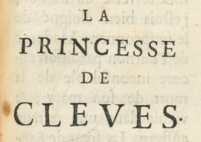 [LA FAYETTE, Marie-Madelaine,