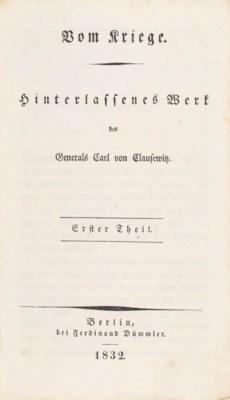 CLAUSEWITZ, Carl von (1780-183
