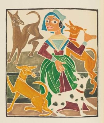 DERAIN, André (1880-1954) – RA