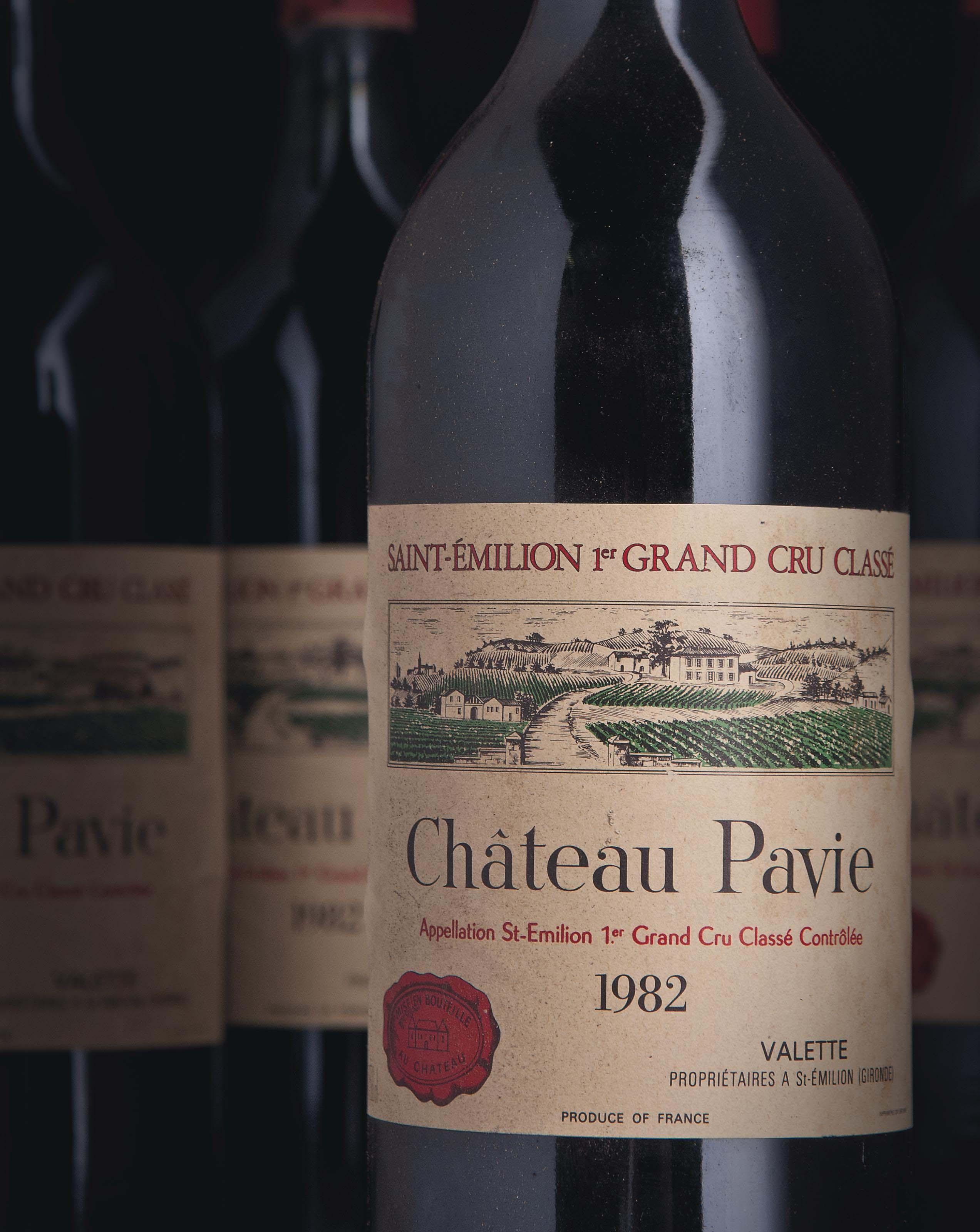 Château Pavie 1982