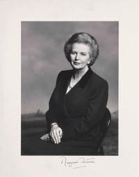 Margaret Thatcher, 1995