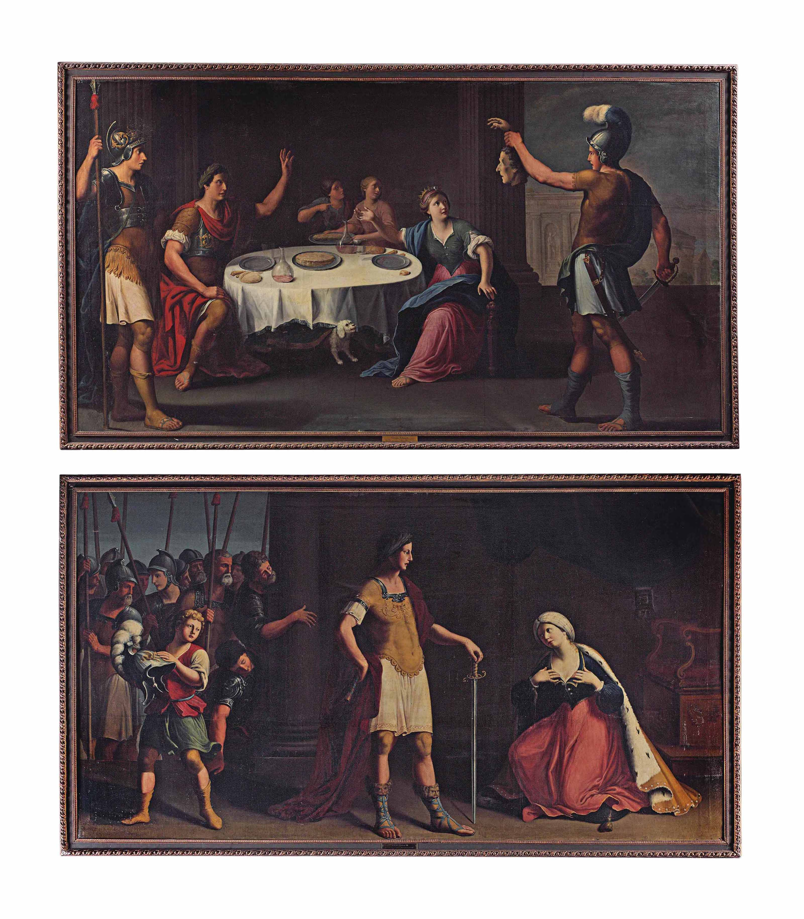 Attributed to Stefano Tofanell