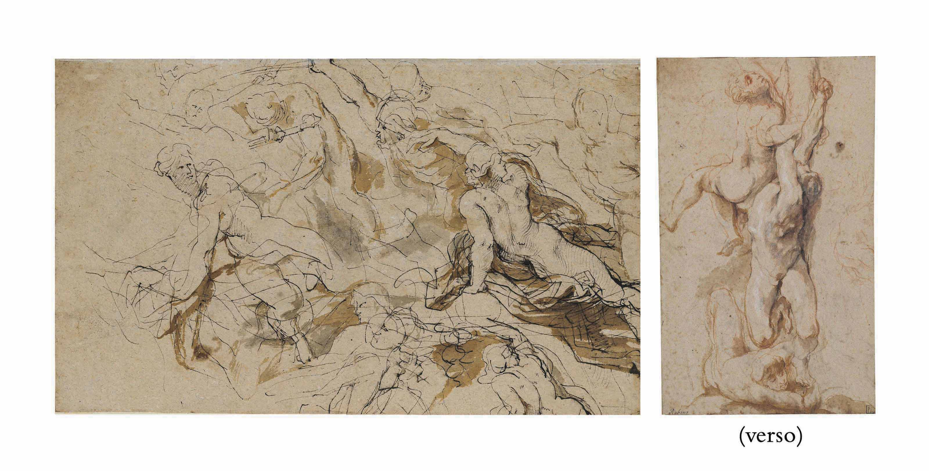 Sir Peter Paul Rubens Lot 36