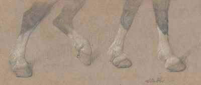 Attributed to George Stubbs, A