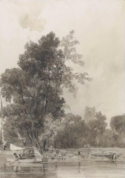Richard Parkes Bonington (Nott