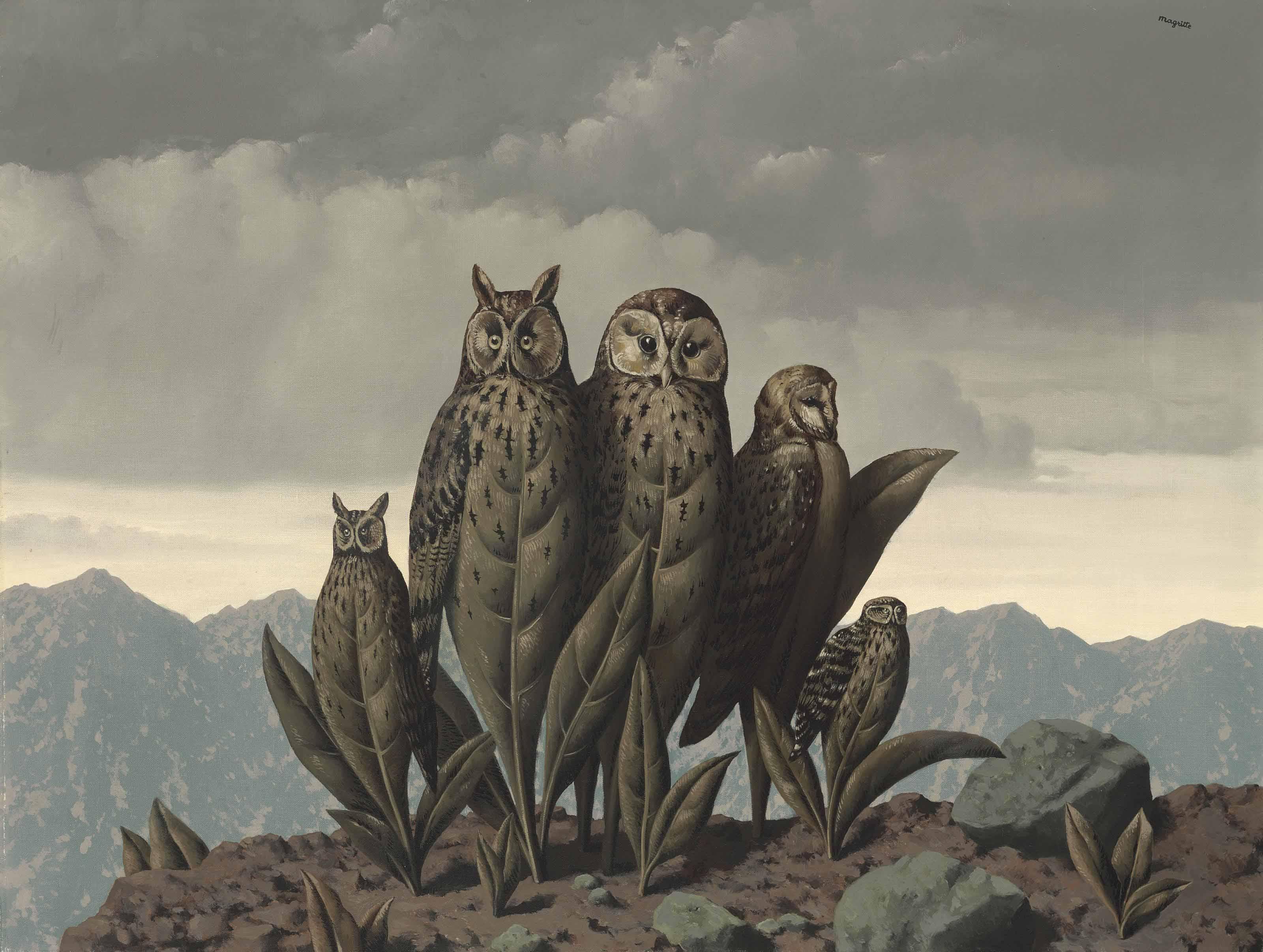 Audio: Rene Magritte