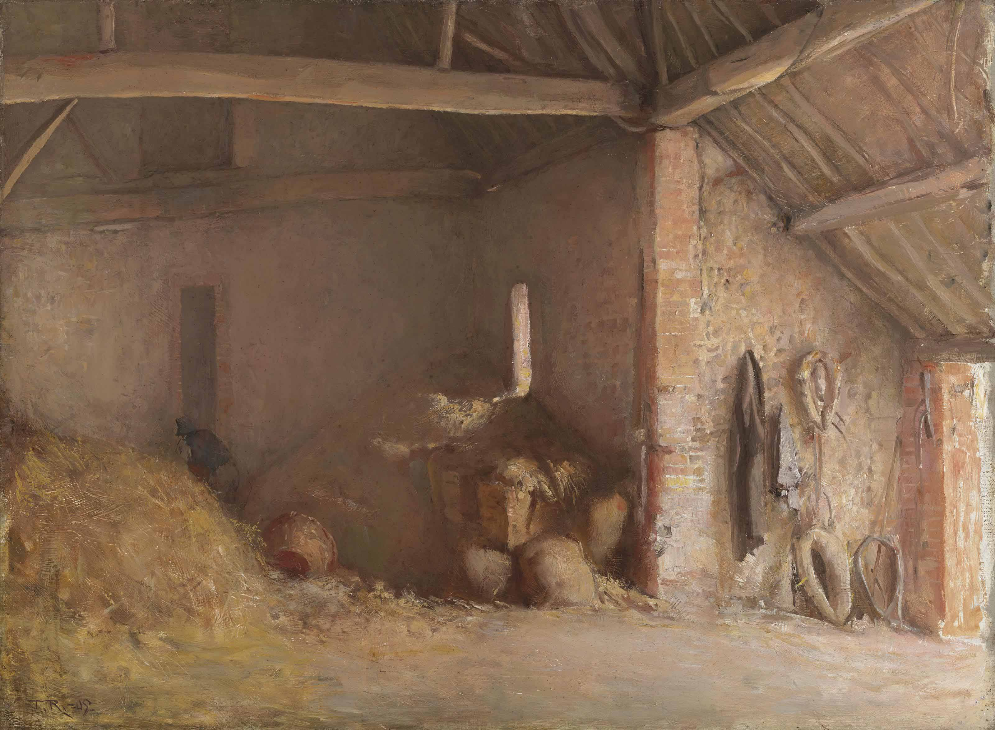 A Norfolk Barn