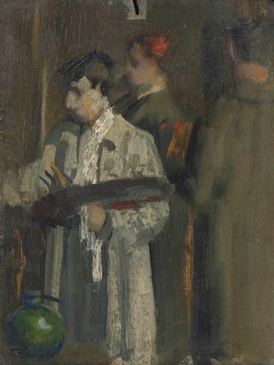 Roland Shakespeare Wakelin (18