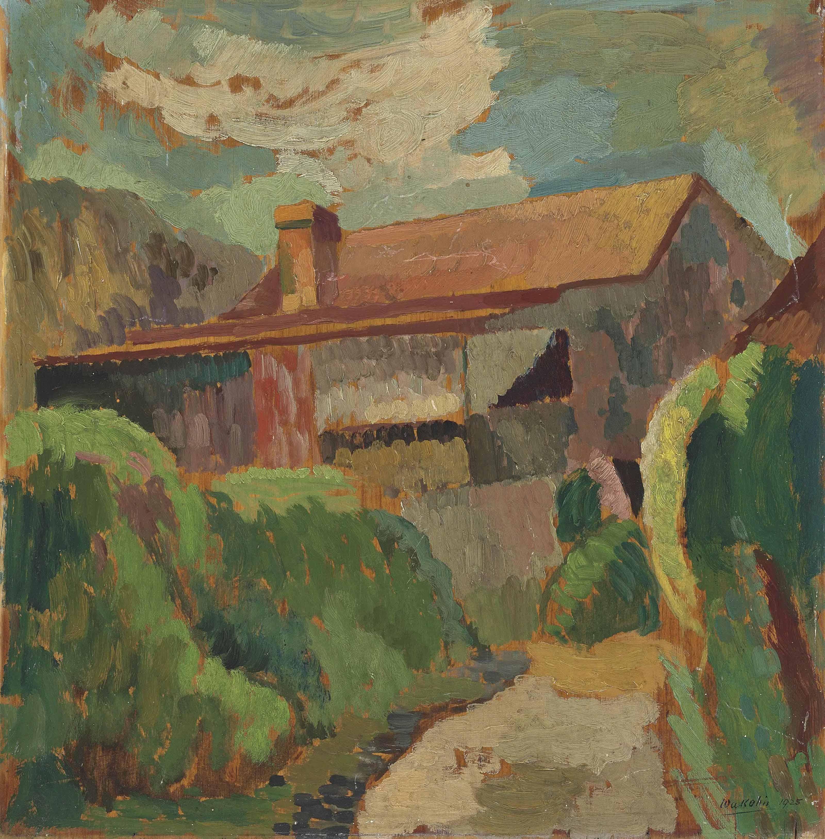 Mr Bell's Cottage