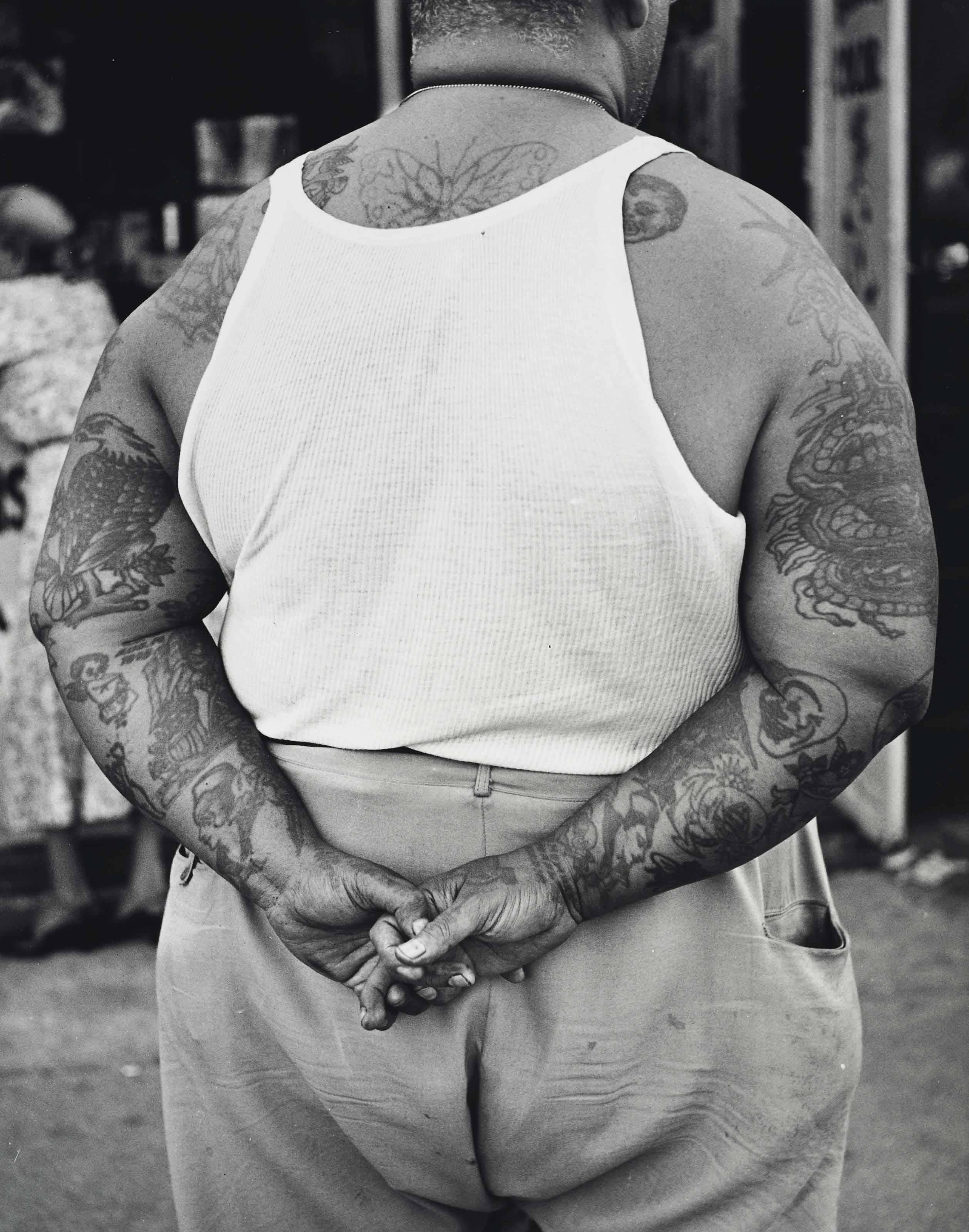 Back Tattoo, 1965