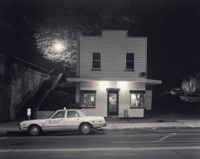 Yellow Cab, Wood Avenue, Linden, New Jersey, 1983