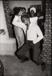 Danseur Merengue, 1964