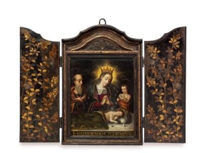 An Important Portable Christia