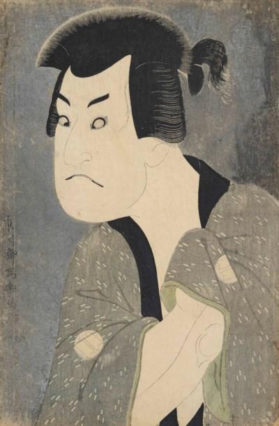 Toshusai Sharaku (active circa