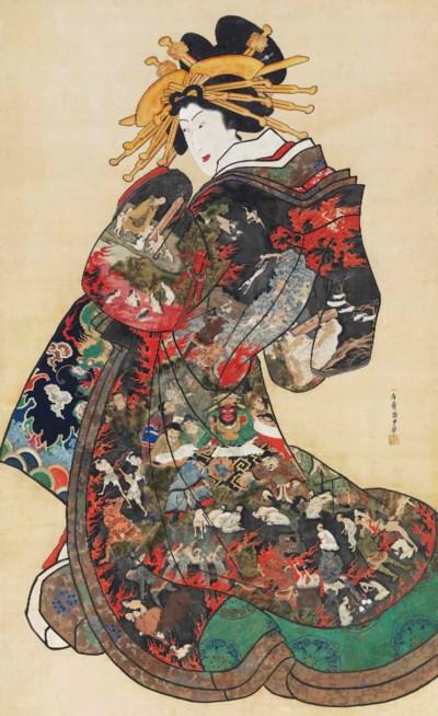 Utagawa Kunisada II (1823–1880